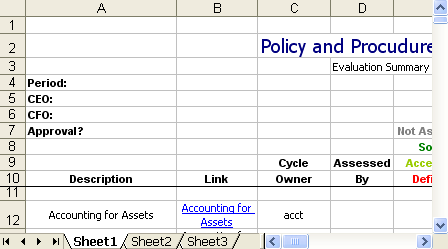 policy and procedure manual template .